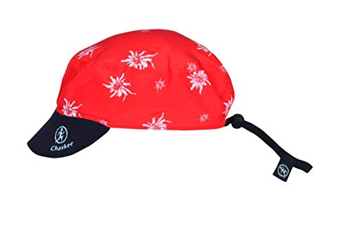 Chaskee Reversible Cap Edelweiß (rot)