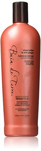 Bain de Terre Shea Butter & Wild Ginger Repair Shampooing – 400 ml