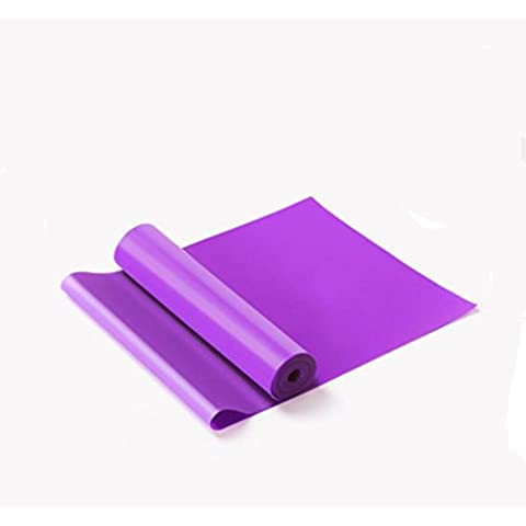 WE&ZHE Fitness fascia elastica tirare cinghia Expander