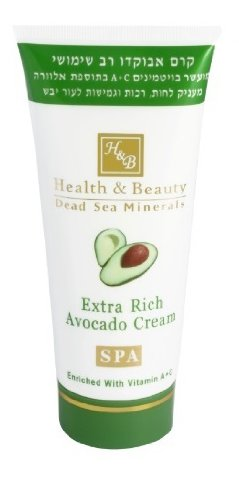 Health & Beauty Totes Meer Mineralien Avocado Creme