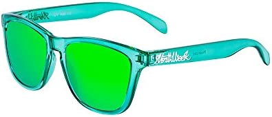 Northweek Regular Bright Green - Green Polarized - Gafas de sol unisex, verde