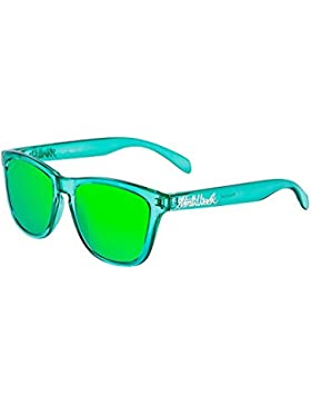 Northweek Creative, Gafas de Sol Unisex, Tiffany Green / Green, 52