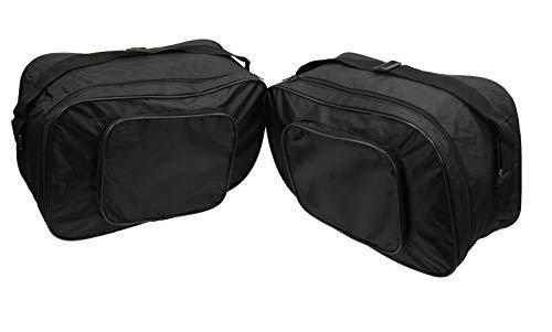 PassgenauMotorrad Kofferinnentaschen 1 Paar für BMW K1200 LT/GT, K1300 GT, K1600 GT, R1150 RT, R1200 R/RT/ST