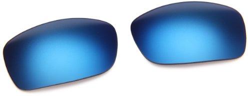 Oakley FIVES 3.0 / FIVES SQUARED authentique lentille d'échange de rechange pour lunettes de sole Bleu - 13-551 ICE IRIDIUM