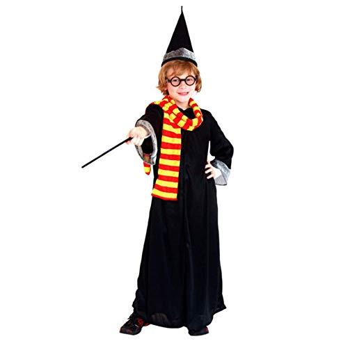 Professionell Gemachte Halloween Kostüm - FACAI Kinder Halloween Harry Potter Kostüm
