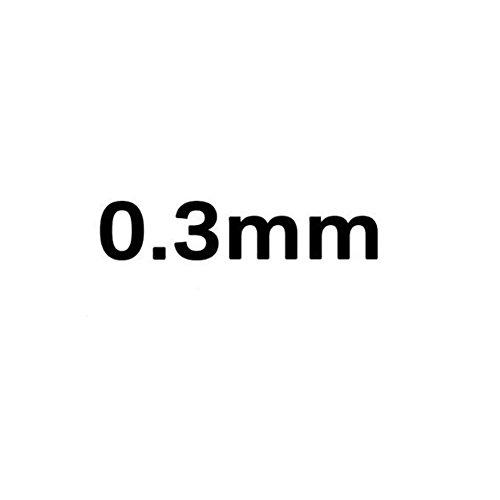Spray Gun Hobby (gseastbuy 1Make-up-Hobby Malerei Kunst 0,2-0,5mm Dual Action Airbrush Stift Air Bürste Spray Gun)