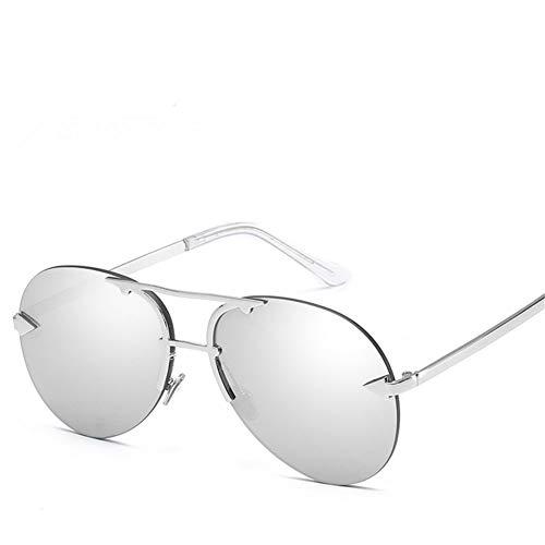 Wenkang Fashion Women Rimless Candy Color Sunglasses Metal Frame Gradient Shade Female Sun Glasses Summer Ladies Beach Eyewear Uv400,1