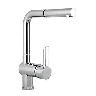 Cata DENALI EXTENSIBLE CHROM Einhebel-Küchenarmatur hoher ausziehbare Auslauf Wasserhahn EU Qualitätmarke seit 1947