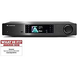 Cambridge Audio CXN (V2) – Lettore audio di rete con Chromecast built-in, AirPlay, Spotify Connect, TIDAL.