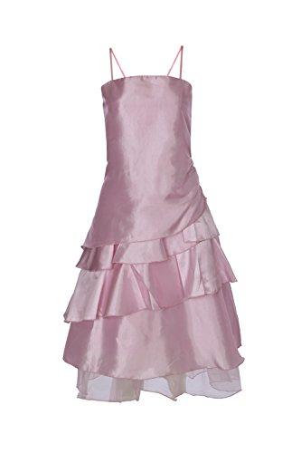 ROBLORA Robe De Cérémonie Soirée Cocktail Mariage Robe Demoiselle D'honneur JKCOURT Rose