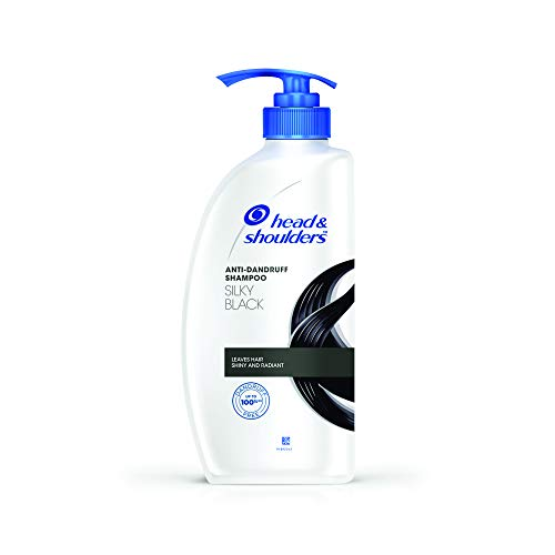 Head & Shoulders Silky Black Shampoo, 675ml