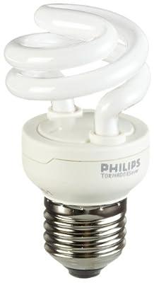 Philips-Licht TORNADO ES 8YRT Energiesparlampe 8W E27 230V warmton-ws T2 von Philips bei Lampenhans.de