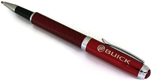 dantegts-buick-roller-ball-pen-black-ink-red-carbon-fiber-rollerball-genuine