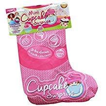 Grandes giochi-gg00039calcetín Cupcake Chica 3+, Multicolor, gg-00039