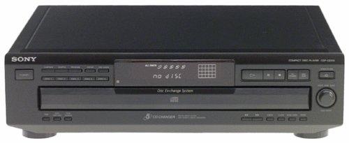 Sony CDP CE 315 5 Fach CD Wechsler