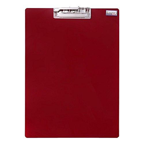 Acryl-Clip Tafel Prüfung Pad (14 x 10 Inches) Premium Qualität - (Random Color) - Packung mit 5 (X 14 Cast)