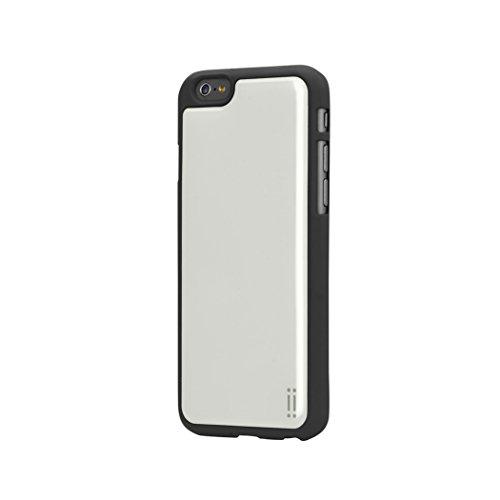 Aiino Gel Sticker Case Schutzhülle Handyhülle Schale Cover für Smartphone Apple iPhone 5/5S - Camouflage Weiß