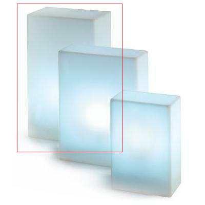 Slide Base Innenleuchte, 73 cm, Weiß Beleuchtung Slide