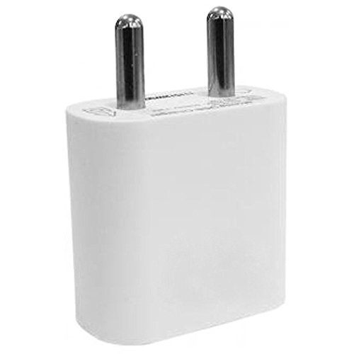 Starkwoood Charger For Lenovo ZUK Z1 Mobile Charger, Power Adapter, Wall Charger, Fast Charger, Android Smartphone Charger, Hi-Speed Travel Adapter Without Micro USB Charging Data Cable - White