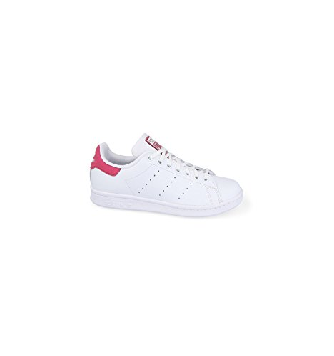 ADIDAS STAN SMITH J - Age - ADOLESCENT, Couleur - BLANC, Genre - Mixte, Taille - 37 1/3