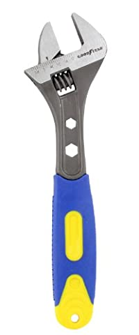 Goodyear 12-inch Adjustable Wrench