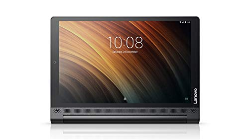 Lenovo Yoga Tab 3 Plus 25,5 cm (10,1 Zoll QHD IPS Touch) Convertible Tablet-PC (Qualcomm Snapdragon 652, 3 GB RAM, 32 GB eMMC, LTE, Android 6.0) schwarz (Generalüberholt)