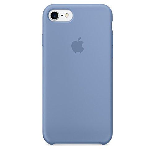 Apple iPhone 7 Silikon Hülle, Himmelblau