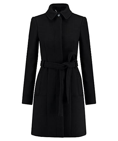 BOSS Damen Mantel schwarz (200) 38