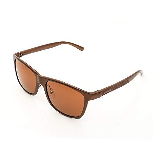 Preisvergleich Produktbild MAOMEI HD-polarisierte Sonnenbrillen,  Herren- und Damenuniversal-,  Aluminium- und Magnesiumrahmen,  Fahrradbrillen,  Retro-Blendschutz