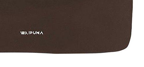 Waipuna, Borsa a spalla donna B 38 cm x H 29 cm x T 15 cm , 530 g. Brown / Braun