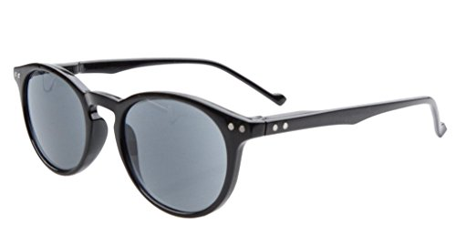 Eyekepper Oval Rund Federscharniere Lese Sonnenbrille Sonne Leser +0.5