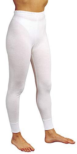 MANIFATTURA BERNINA Velan 40206 (Taglia 5) - Calzamaglia Termica Leggings Donna - Lana e Cotone