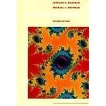 Basic Complex Analysis by Jerrold E. Marsden (1987-06-24)