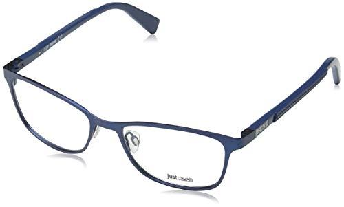 Just Cavalli Damen Jc0764 092-53-17-140 Brillengestelle, Blau, 53