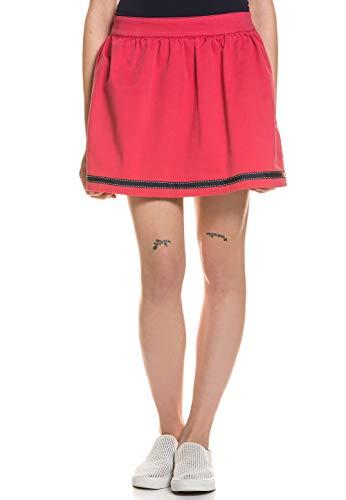 SUPERDRY Damen SUPERDRY Damen Kurzer Rock Mini Stretch Komfort Elasthan -