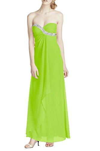 Missdressy - Robe - Trapèze - Femme Vert - Vert