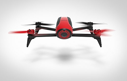 Parrot Bebop 2 und Skycontroller Drone schwarz/rot - 3