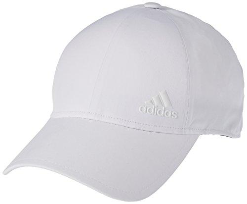 adidas Damen Bonded Kappe, White, OSFW