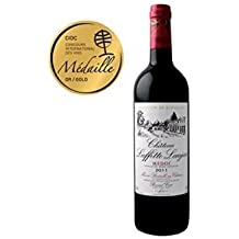 CHATEAU LAFFITTE LAUJAC - Grand Vin Rouge de Bordeaux Médoc - AOP Médoc 2011-88/100 - Crus Bourgeois en 1932 - Médaille d'or Concours International des Cabernets 2015