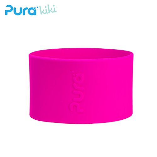 Pura Kiki - Silikonüberzug (Sleeve) - 150ml Pura Farbe Pink