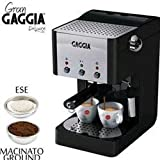 New 2012 GranGaggia Deluxe Coffee Machine Gaggia