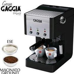 New 2012 GranGaggia Deluxe Coffee Machine Gaggia