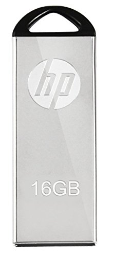 HP V220W USB 2.0 16GB Pen Drive (Silver)