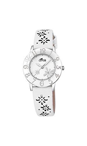 Lotus Unisex Reloj de pulsera analógico cuarzo piel 18270/1