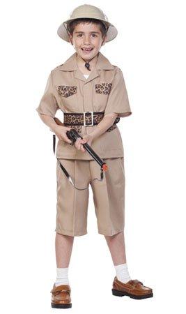 Imagen de disfraz de explorador safari niño t 02 7/9a