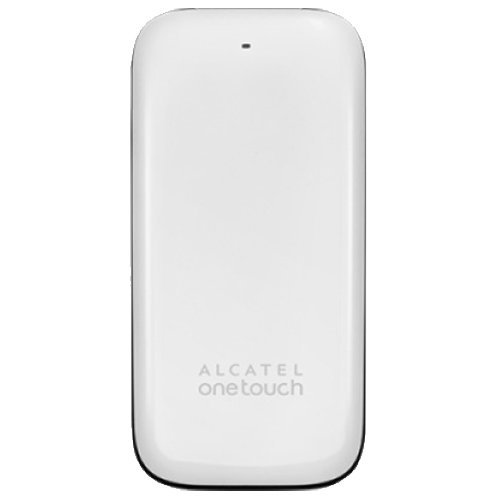 "Alcatel Onetouch 1035 Dual SIM - Móvil libre (pantalla 1.8"", 3 MB, 24 MB RAM, teclas grandes), blanco"