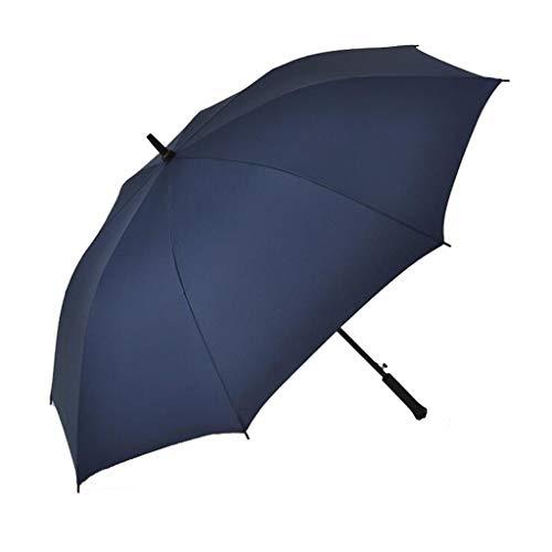 ZTMN Golf Automatic Open Extra Large Oversize Winddichter Sonnenschutz Langstiel-Regenschirm Business Men Outdoor-Regenschirme im klassischen Stil
