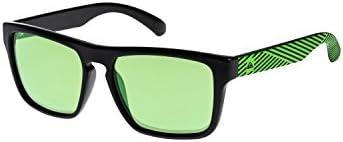 Gafas de sol niños Quiksilver Small Fry brillante negro