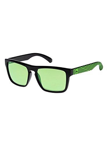 occhiali-da-sole-kids-quiksilver-piccoli-colore-nero-lucido-print-green-flash-green-taglia-unica