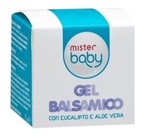 Mister Baby Gel Massaggio Balsamico, 75 ml